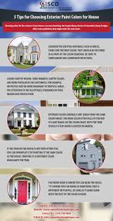 5 tips for choosing exterior paint colors for house visual ly