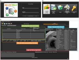 frontiers archimed a data management system for clinical