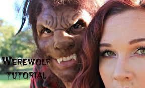 halloween costumes werewolf part 2 couples halloween costume the big bad wolf prosthetics