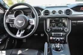 mustang inside 2015 roush mustang stage 1 review rnr automotive