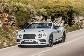 bentley sport coupe 2017 bentley continental supersports first drive review saving
