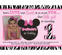 Minnie Mouse Baby Shower Invitations Templates - mickey mouse baby shower invitations template best template