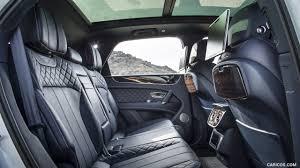 bentley bentayga 2017 2017 bentley bentayga interior rear seats hd wallpaper 141