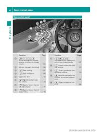 mercedes benz glc suv 2017 x253 service manual