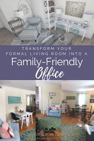 Formal Livingroom by Transform An Unused Formal Living Room Into A Functional Family