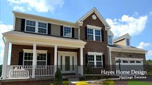 The Hayes Single Family Home Design New Home Builder In - Single family home designs