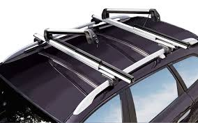 porta sci auto cora 000420100 skislide modulo portasci 6 paia scorrevole