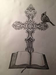 best 25 christian cross tattoos ideas on pinterest behind the