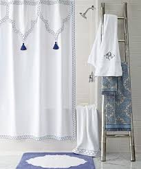 Cotton Shower Curtains Stylish Fabric Shower Curtains Your Bathroom Desperately Needs