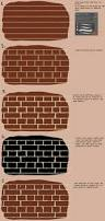 nfwar does art u2014 made a quick tutorial about drawing brick walls
