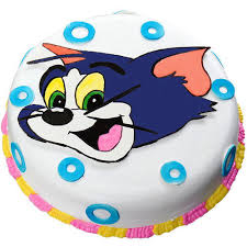 kids cakes kids cakes tom cat cake association from hyderabad