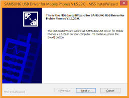 android adb driver get the version of samsung usb drivers and adb interface