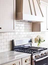 Kitchen Subway Tile Backsplash Designs Gorgeous Ivory Subway Tile Backsplash Design Ideas 20124 Home