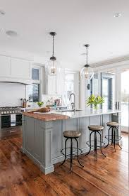 marble kitchen islands marble top island with built in wood cutting board transitional