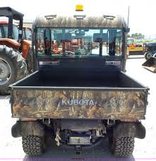 2012 kubota rtv1100 utv item l6789 sold august 11 const