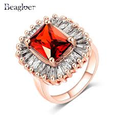 aliexpress buy beagloer new arrival ring gold aliexpress buy beagloer brand fashion unique ring gold