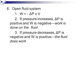 work in fluid systems notes ppt video online download