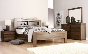 forty winks harcourt minimal modern light wood grain bedroom