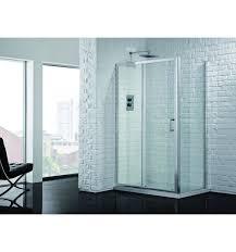 Sliding Shower Door 1200 Aquadart Venturi 6 Sliding Shower Door 1200 Mm From 139 90
