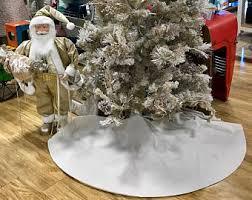 white tree skirt simple christmas tree skirt white tree skirt christmas