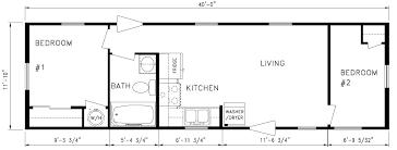 Small Modular Homes Floor Plans 2 Bedroom 14 X 70 Mobile Homes Floor Plans Floor Plans