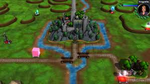 video game quote database stash mmorpg with a table top board game aesthetic and style