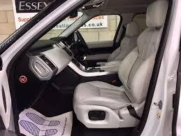 range rover sport diesel land rover range rover sport 3 0 sd v6 hse suv 5dr diesel