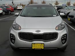 Kia Sportage Roof Rails by New 2018 Kia Sportage Sx Turbo Awd In Nampa 980214 Kendall At