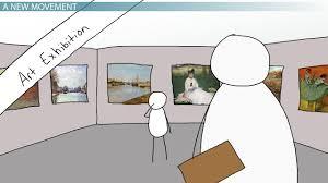 impressionist art characteristics u0026 artists video u0026 lesson