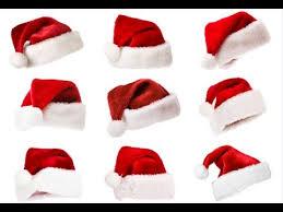 santa hats how to make a santa hat santa hat diy