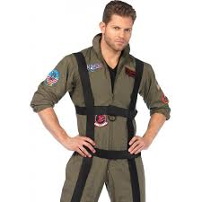 Mens Size Halloween Costumes Gun Paratrooper Mens Costume Gun Movie Costume