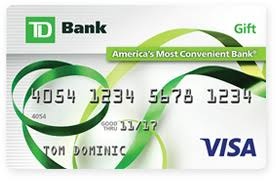 buy used gift cards td bank cardsbull