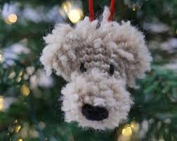 labradoodle ornament etsy