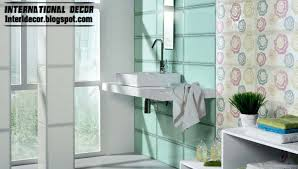 contemporary bathroom tiles design ideas interior and architecture contemporary turquoise bathroom tiles