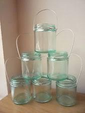 Mason Jar Tea Light Holder Mason Jar Hanging Candle U0026 Tea Light Holders Ebay