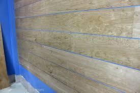 diy shiplap wall for under 40 hoosier homemade