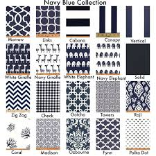 Navy Patterned Curtains Charming Navy And White Curtains And The 25 Best Navy Blue