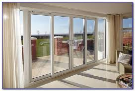 4 panel sliding french patio doors patios home decorating