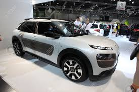 new citroen leipzig germany june 1 new citroen c4 cactus at the ami