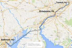New York To New Jersey Map by A Few Thoughts The Bayliner Chronicles Cruising Thousands