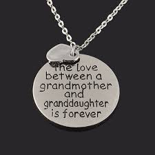 granddaughter necklace between grandmother granddaughter necklace hyperion