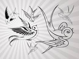 be free birds tattoo design photos pictures and sketches