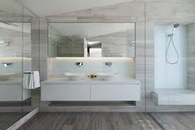 Modern Bathrooms Australia by Lawson St Balmain Residence Architect Studiojla