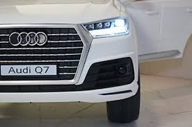 audi car wheels black friday amazon amazon com audi q7 model jj 2188 licensed battery operated ride