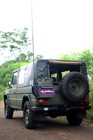 long jeep achilles radial