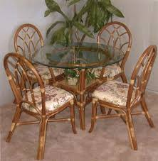 Exellent Rattan Dining Room Set Chairs On Ideas - Rattan dining room set
