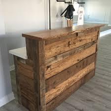 Desks Reception Desks For Salons Catchy Vintage Salon Reception Desk Salon Reception Desk Of Tracie