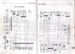 honda xl600r wiring diagram honda wiring diagrams instruction
