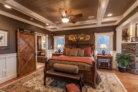 Cozy Rustic Bedroom Designs  The Home Design   Cozy Rustic - Rustic bedroom designs