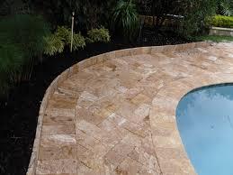 Travertine Patio Pavers by Blog Patios Pools Driveways Inc 561 488 5000 Boca Raton Fl